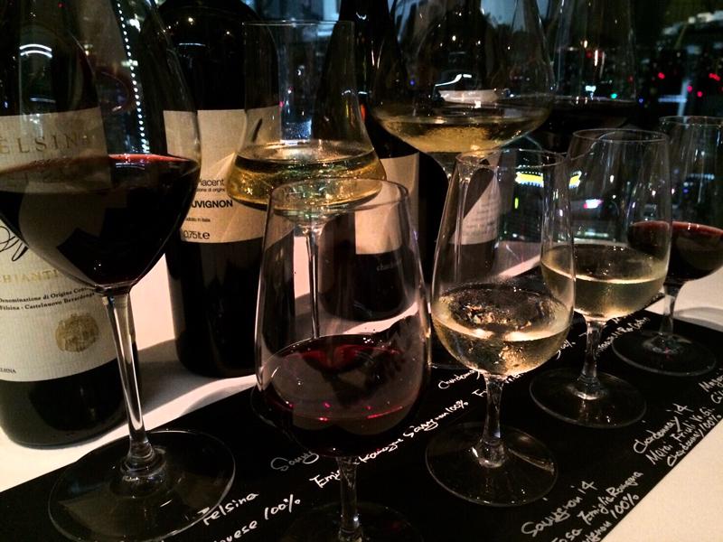 「Abbinamento wine コース」のイメージ写真