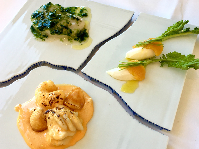 topic : Antipasto Misto 前菜の盛り合わせ