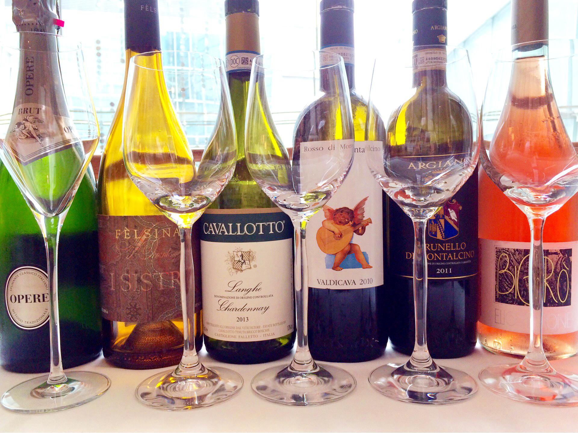 topic : ワインのペアリングコース始めます