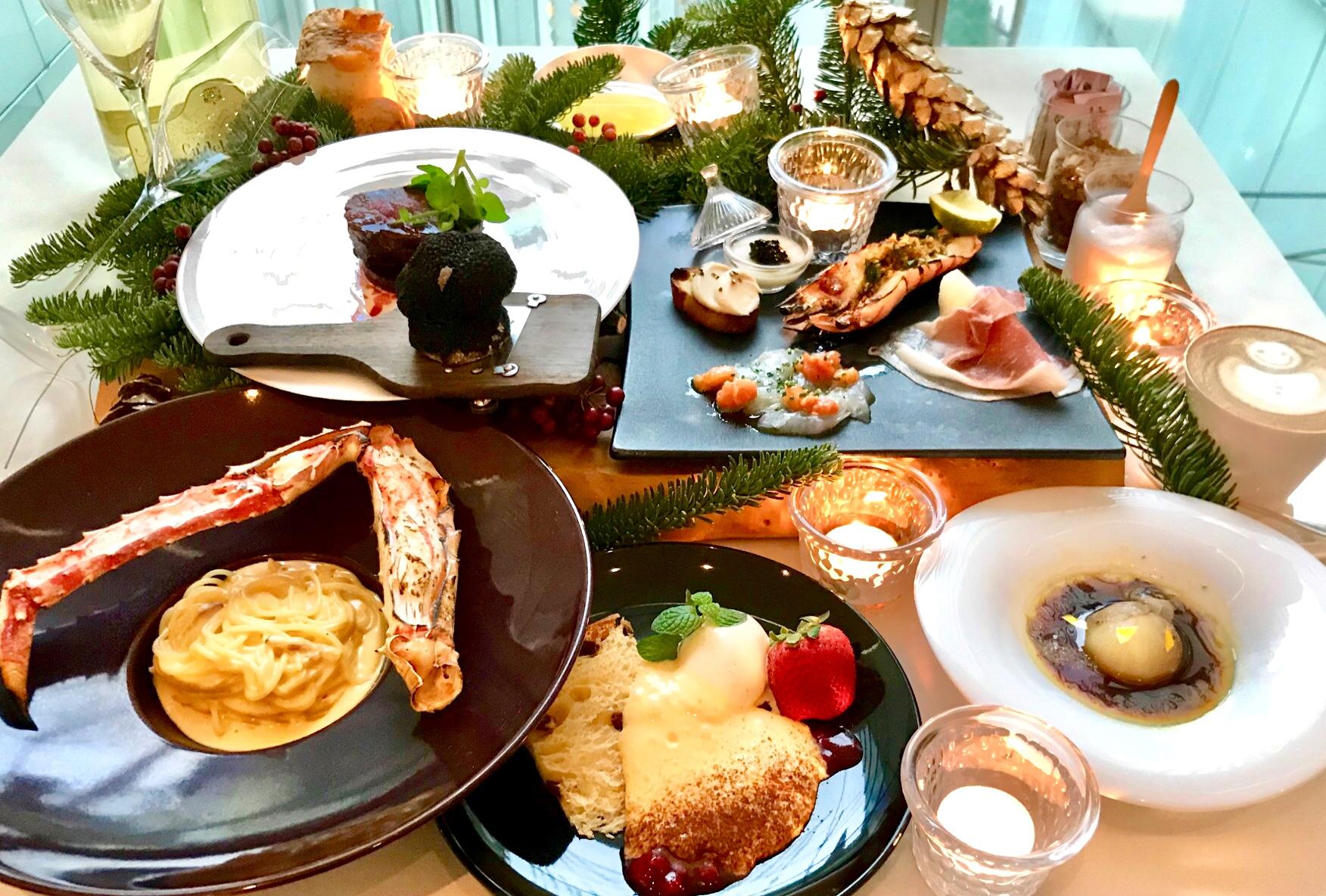 topic : 大阪店クリスマススペシャルディナー
