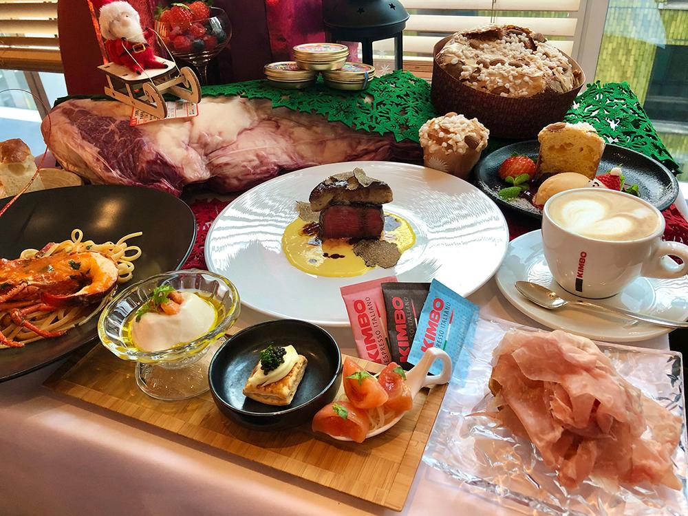 「2020年クリスマスディナー予約受付中」のイメージ写真