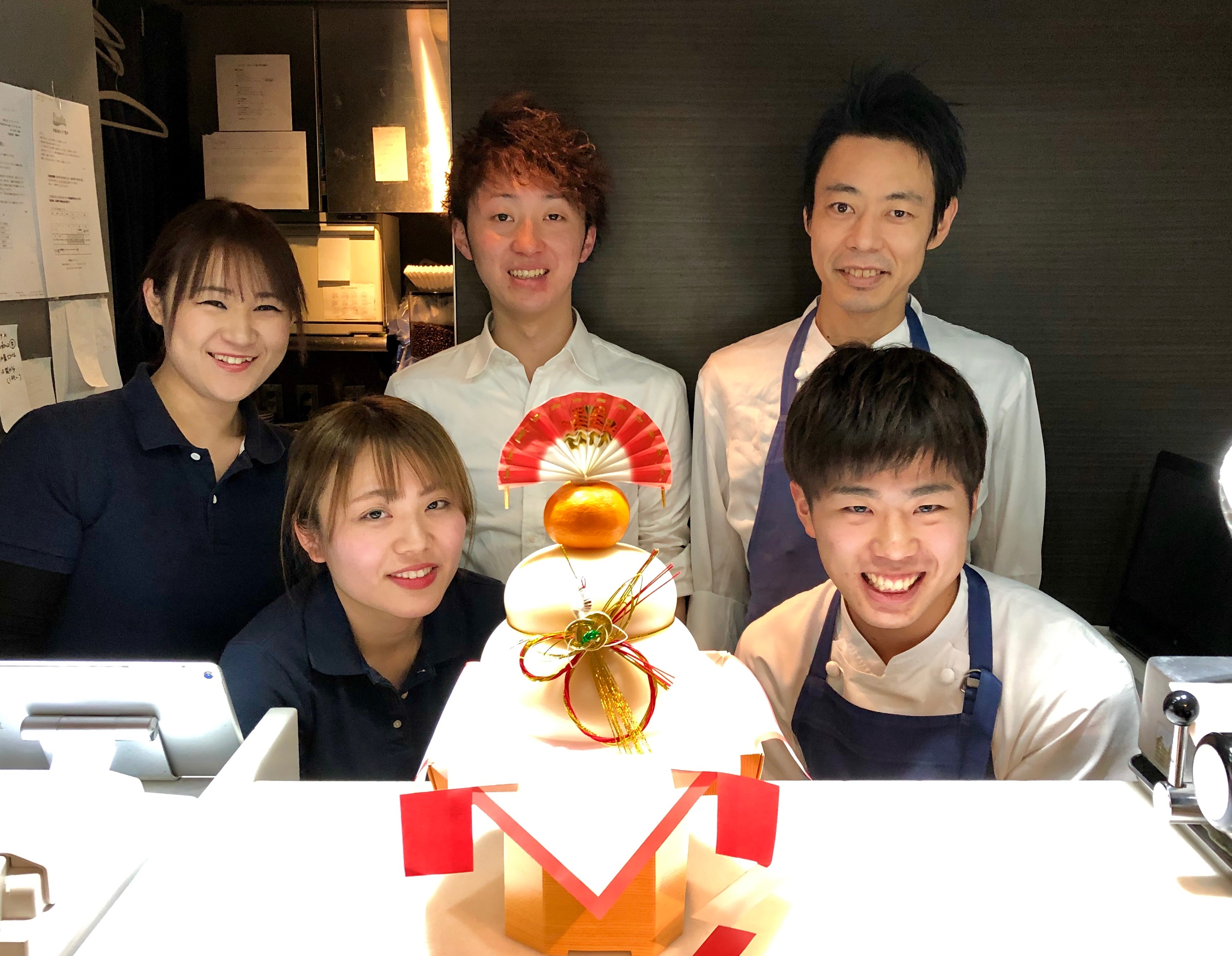 「駅構内で楽しいお食事を!」のイメージ写真