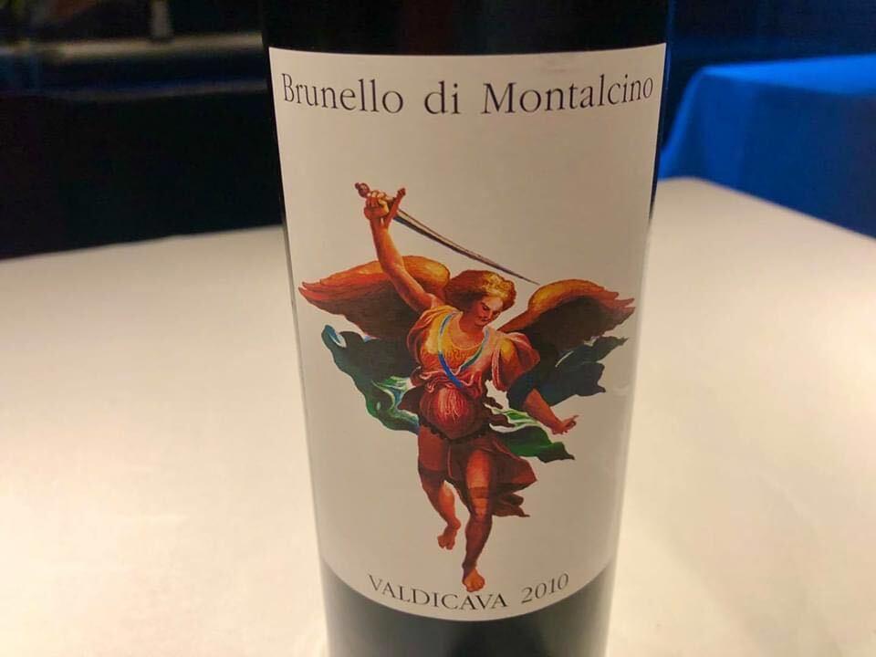 topic : Brunello di Montalcino 2010